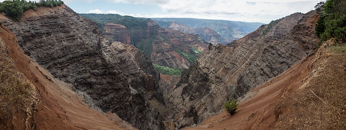 Waimea Canyon Waimea Canyon State Park
