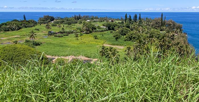 Maui Hana Highway: Ke'anae Peninsula