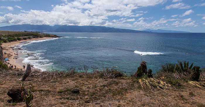 Maui Hana Highway: Ho'okipa Beach Park, Pazifik