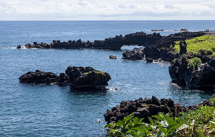 Waianapanapa State Park Keawaiki Bay (Pazifik)