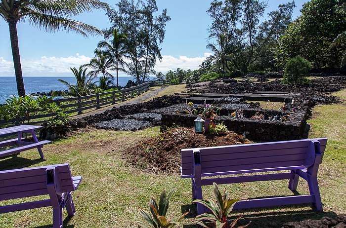 Waianapanapa State Park Friedhof