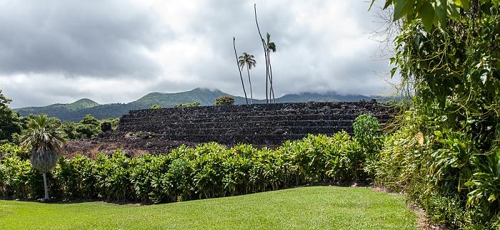 Pi'ilanihale Heiau Kahanu Garden and Preserve