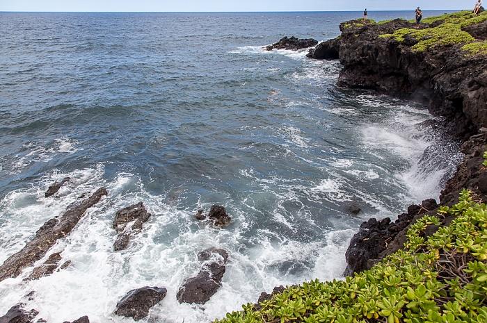 Haleakala National Park Kipahulu Section: Pepeiaolepo Bay (Pazifik)