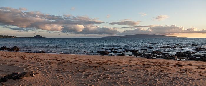 Keawakapu Beach, Pazifik, Kahoolawe Kihei
