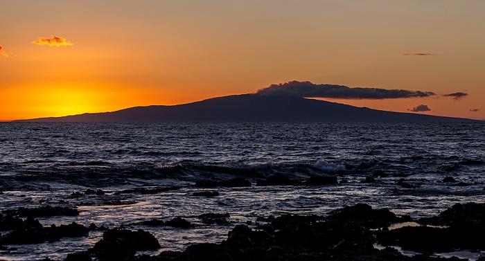 Kihei Keawakapu Beach, Pazifik, Lanai