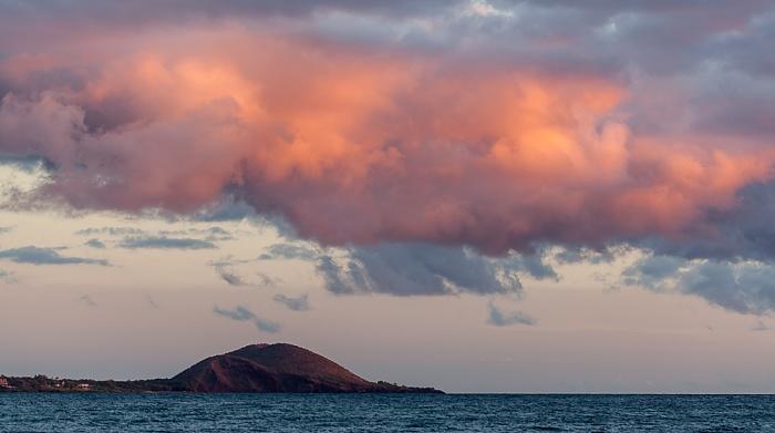 Keawakapu Beach, Pazifik, Pu'u Olai Kihei