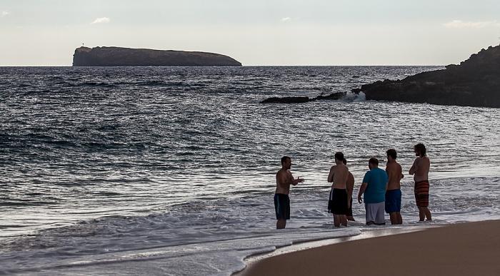 Makena Beach (Big Beach), Pazifik, Molokini Makena State Park