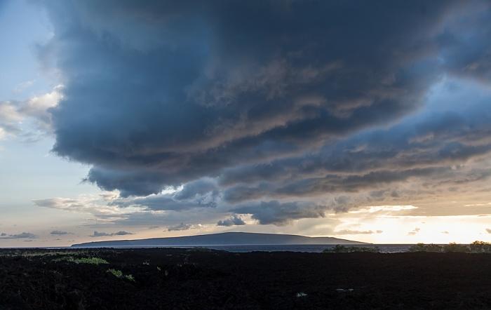 Lavafelder, Pazifik, Kahoolawe Kanahena