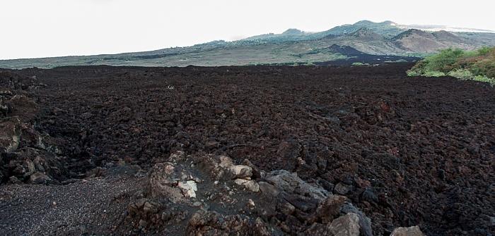 Lavafelder Cape Kinau