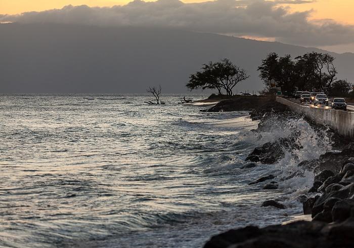 Maui Honoapiilani Highway: Pazifik, Lanai