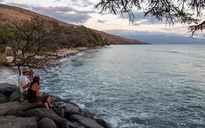 Maui Honoapiilani Highway: Pazifik