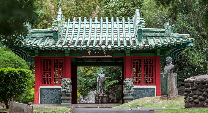 Wailuku Kepaniwai Park's Heritage Gardens