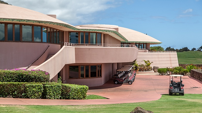 The King Kamehameha Golf Club (Waikapu Valley Country Club): Clubhouse