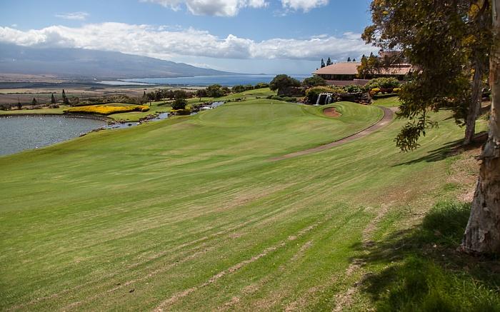 The King Kamehameha Golf Club (Waikapu Valley Country Club)
