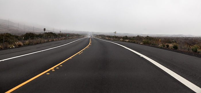 Saddle Road (State Route 200) Big Island