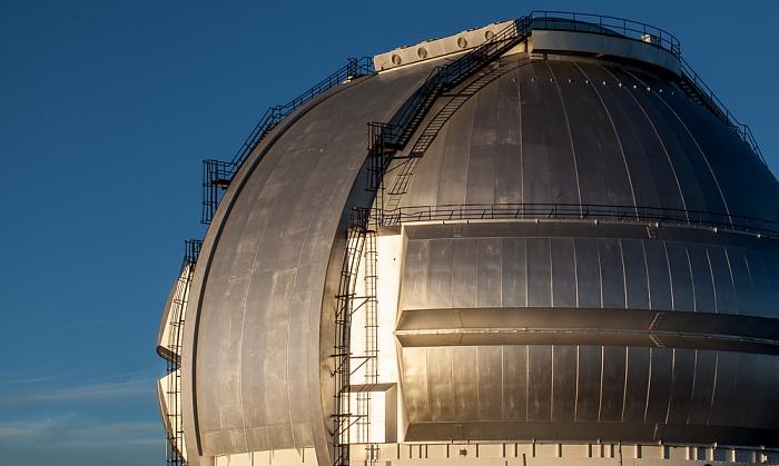 Mauna Kea Mauna-Kea-Observatorium: Gemini-Observatorium