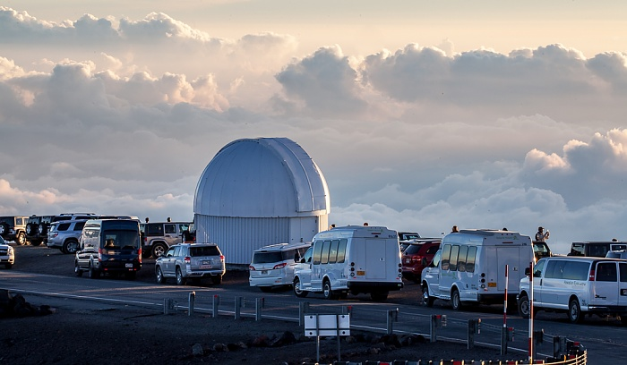 Mauna Kea Mauna-Kea-Observatorium: United Kingdom Infrared Telescope