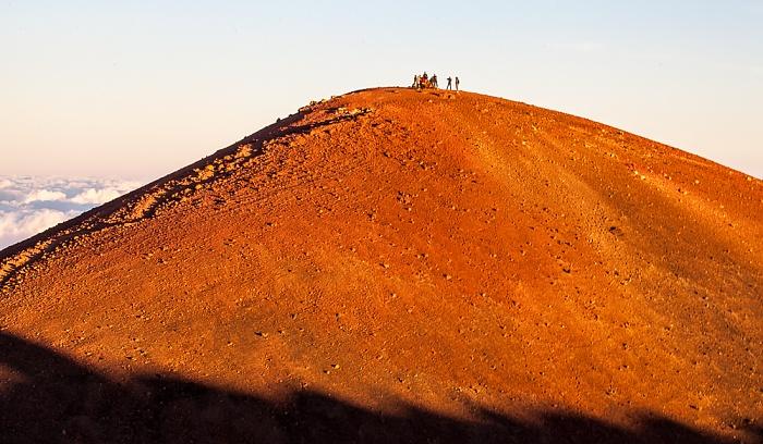 Mauna Kea Gipfel