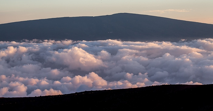 Mauna Kea Mauna Loa