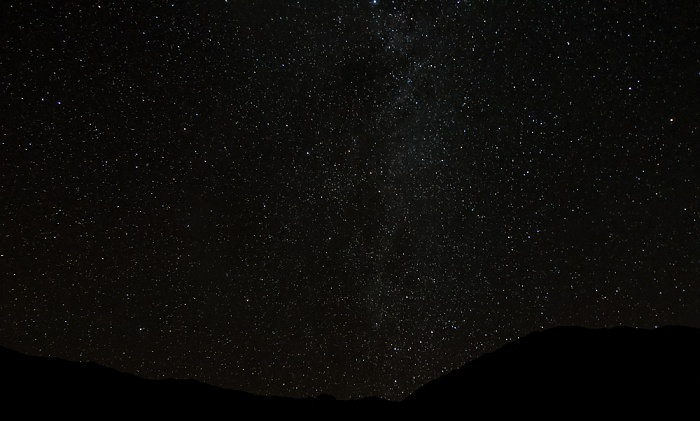 Mauna Kea Sternenhimmel