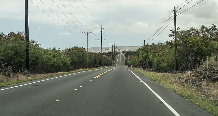 Big Island Mamalahoa Highway (Hawaii Belt Road)