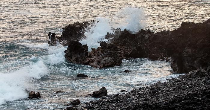 Kahaluu-Keauhou Pazifik (vor dem Kanaloa at Kona)