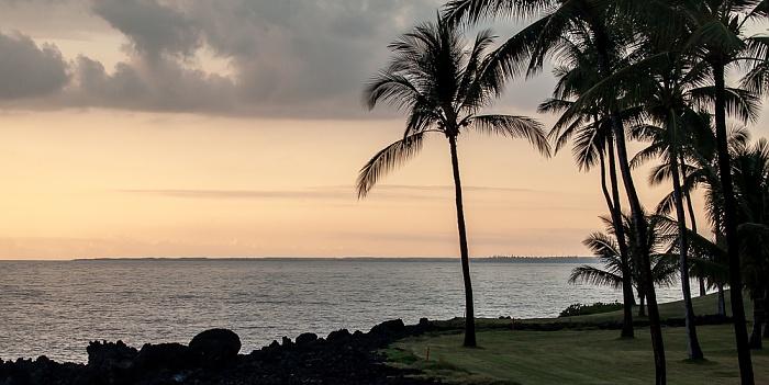 Kahaluu-Keauhou Kona Country Club, Pazifik