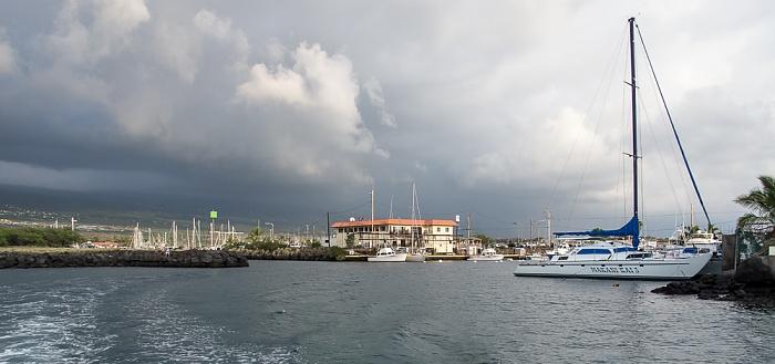 Kailua-Kona Honokohau Small Boat Harbor