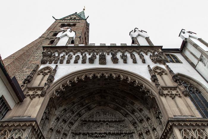 Augsburger Dom (Hohe Domkirche Mariä Heimsuchung)