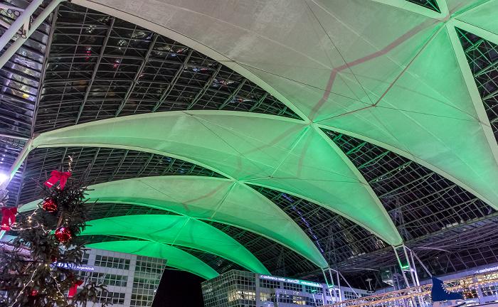 München Flughafen Franz Josef Strauß: Munich Airport Center