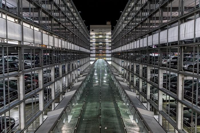 München Flughafen Franz Josef Strauß: Parkhaus P20