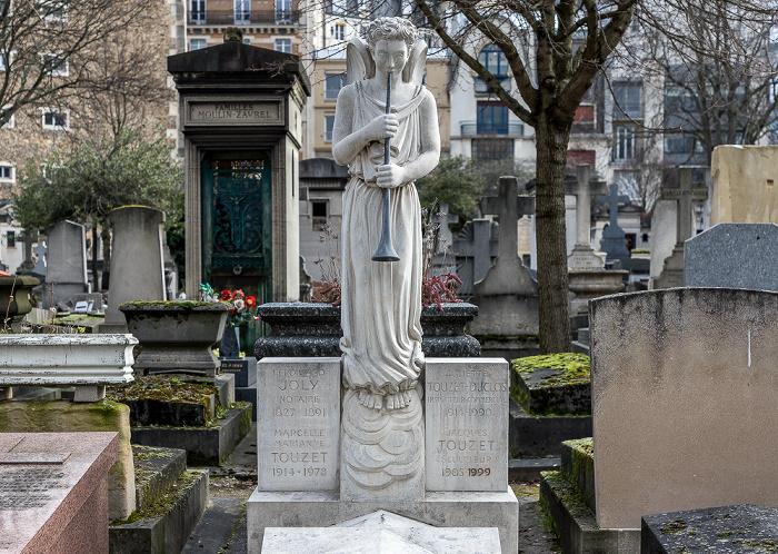 Cimetière Montparnasse Paris