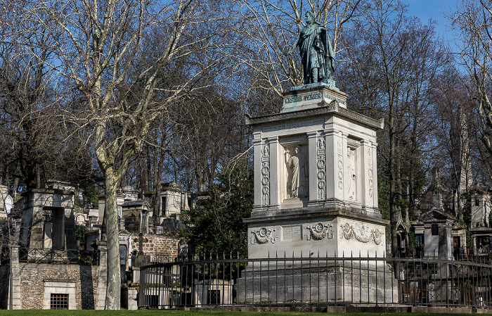 Cimetière du Père-Lachaise Paris