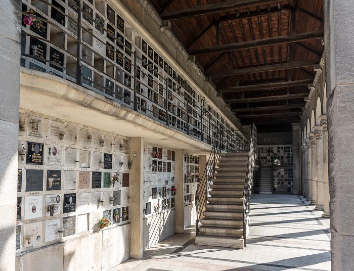 Cimetière du Père-Lachaise: Kolumbarium Paris
