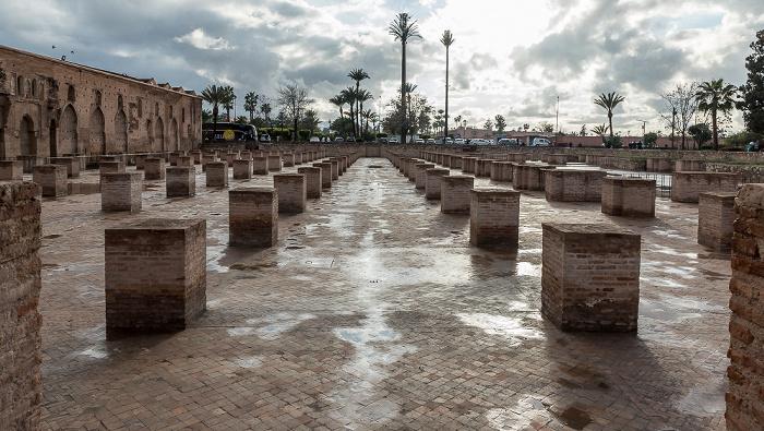 Marrakesch Koutoubia-Moschee
