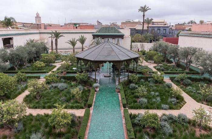 Marrakesch Le Jardin Secret