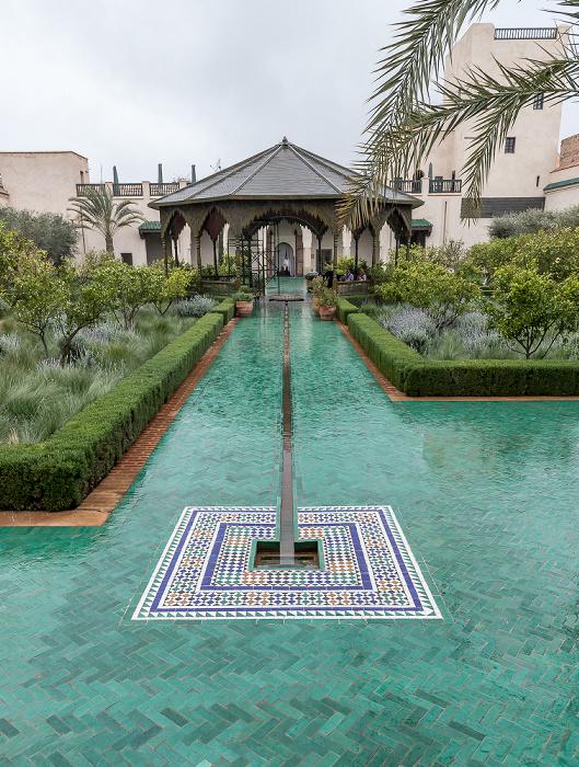 Marrakesch Le Jardin Secret: Islamischer Garten