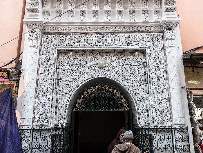 Marrakesch Medina: Rue Fehl Chidmi