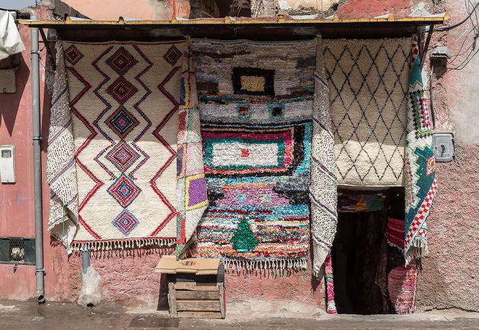Marrakesch Medina: Rue Ank Jemel