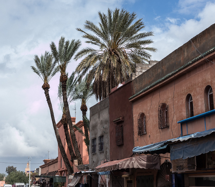 Marrakesch Medina: Rue Diour Saboun