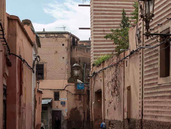 Marrakesch Medina: Derb Timija