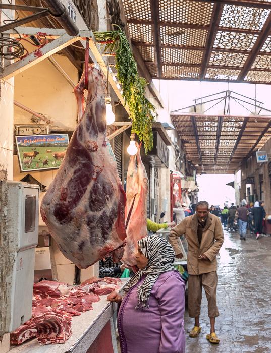 Marrakesch Medina: Derb Tarik Sidi Bouharba
