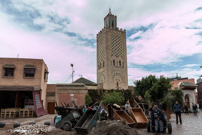 Marrakesch Medina: Rue Azbezt