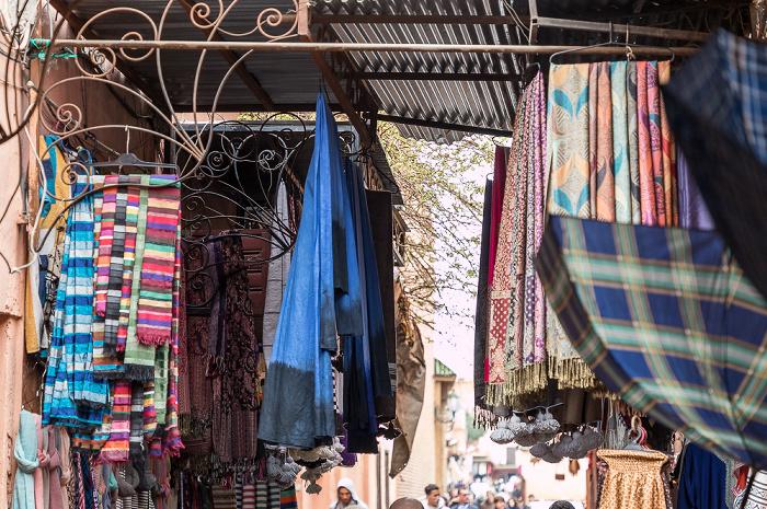 Marrakesch Medina: Rue Riad Zitoun el Jdid - Souks