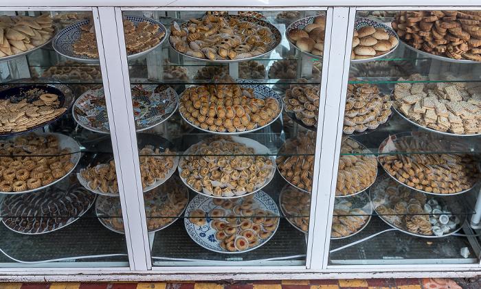 Marrakesch Medina: Rue Bab Doukkala - Souks