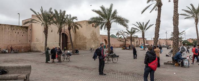 Marrakesch Medina: Place Bab Doukala