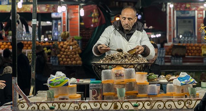 Marrakesch Medina: Place Djemaa el Fna