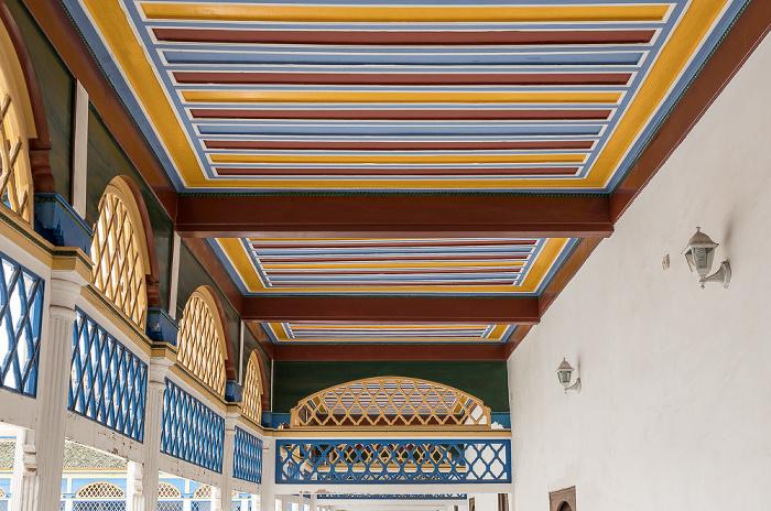 Marrakesch Palais de la Bahia