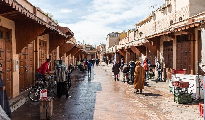 Marrakesch Mellah: Derb Sekaya