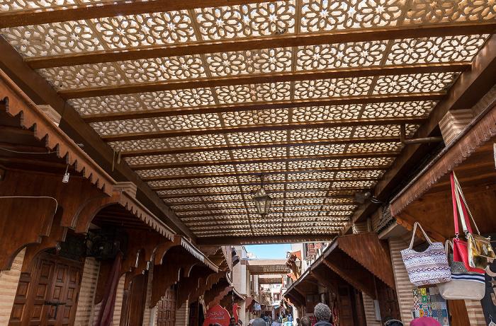 Marrakesch Mellah: Derb Tijra